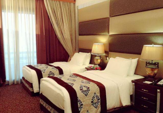 Abjar Grand Hotel Interior1