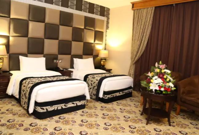 Abjar Grand Hotel Interior3