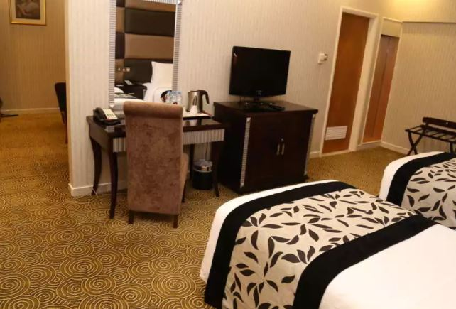 Abjar Grand Hotel Interior5