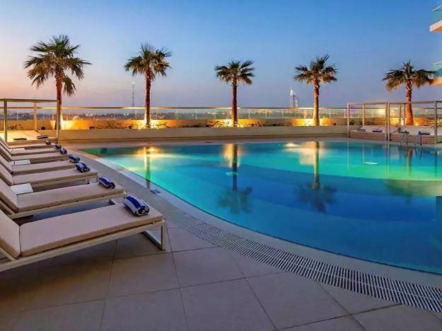 Adagio Premium Dubai Al Barsha Interior1