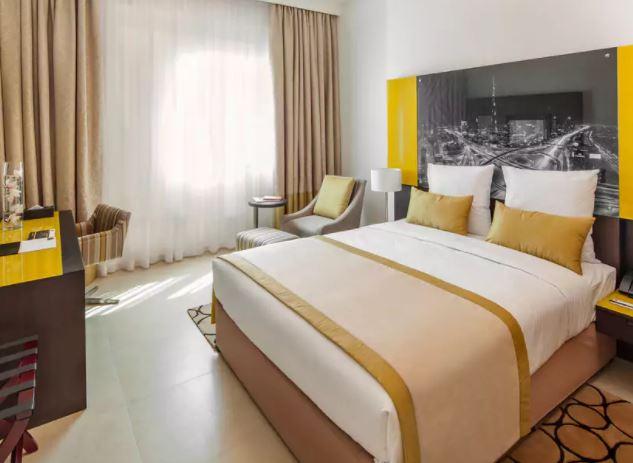 Adagio Premium Dubai Al Barsha Interior2