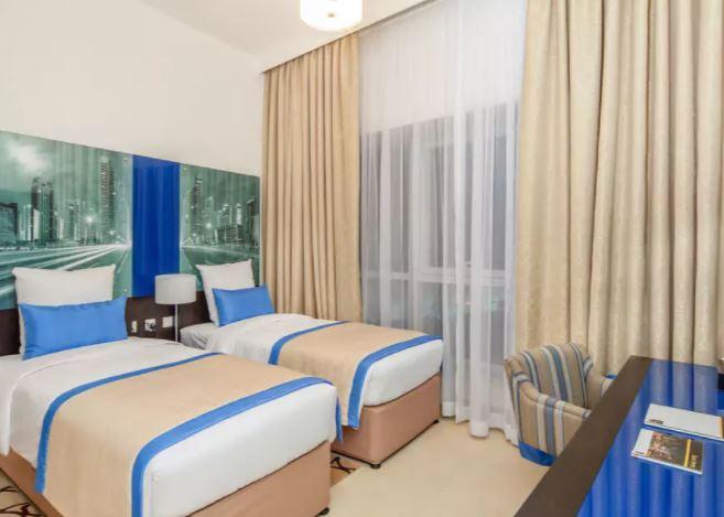 Adagio Premium Dubai Al Barsha Interior3