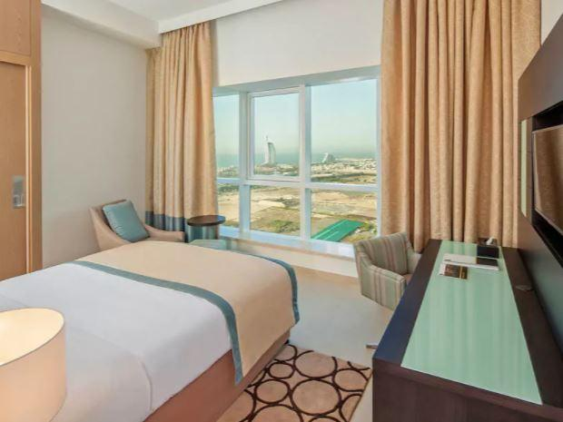 Adagio Premium Dubai Al Barsha Interior4