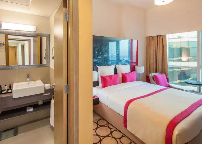Adagio Premium Dubai Al Barsha Interior5