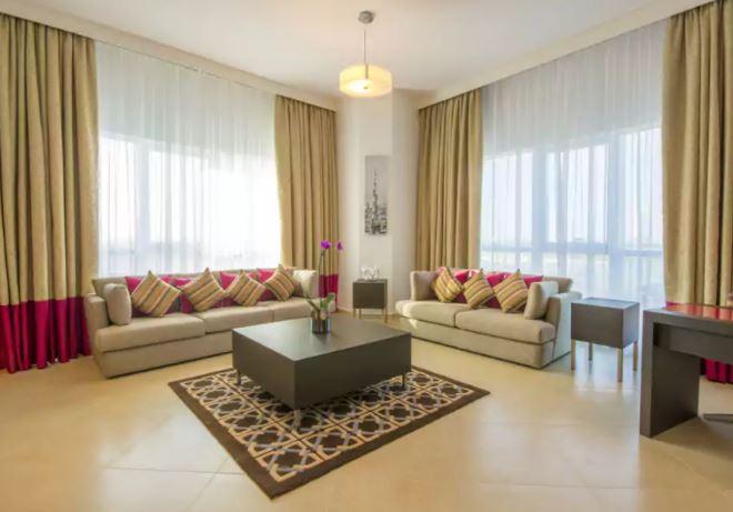 Adagio Premium Dubai Al Barsha Interior8