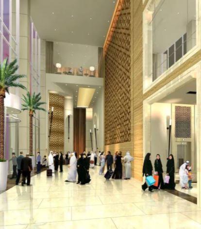 Address Dubai Mall Interior1