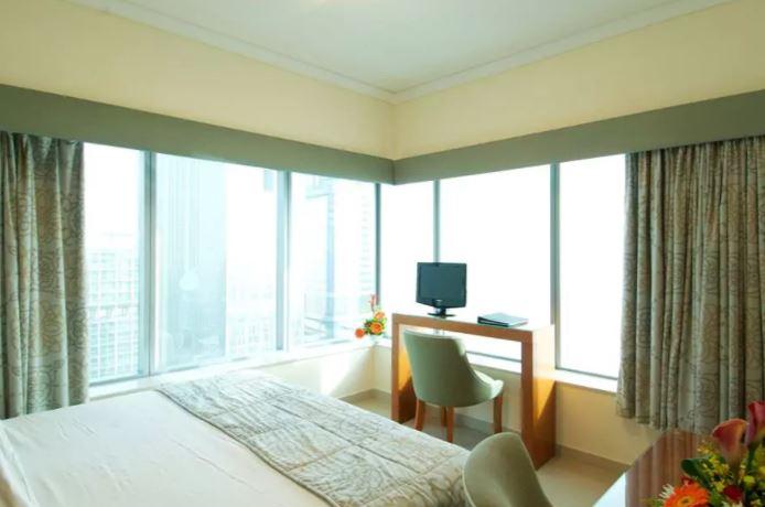 Al Salam Hotel Suites Interior1