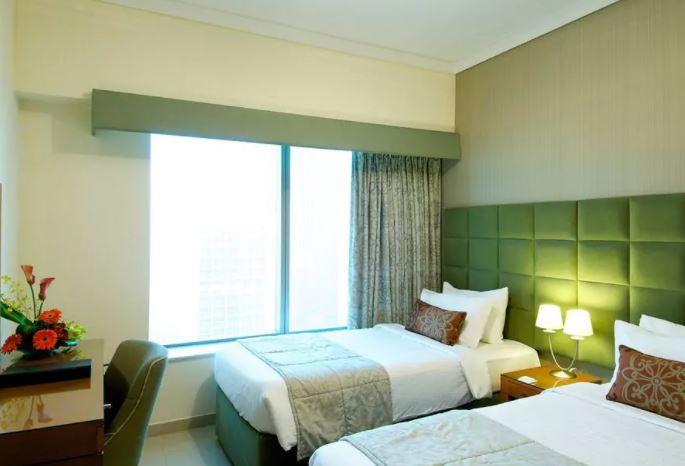 Al Salam Hotel Suites Interior2