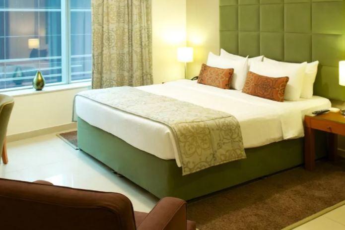 Al Salam Hotel Suites Interior3