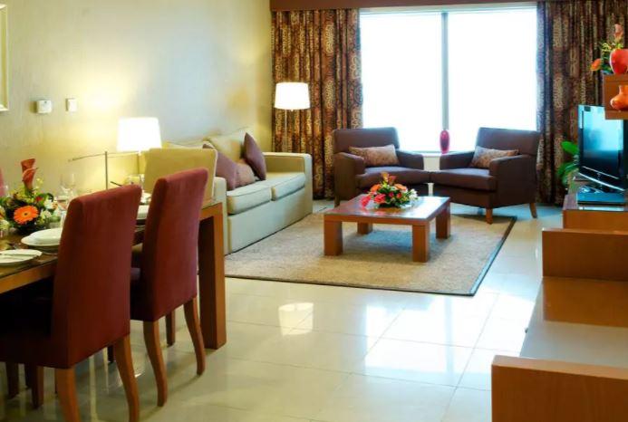 Al Salam Hotel Suites Interior6