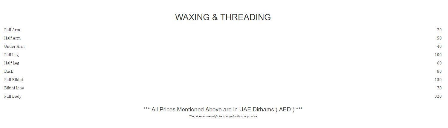 Allure Price3