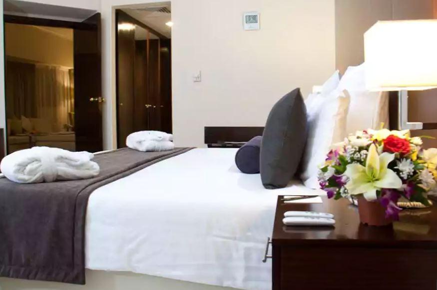 Avari Dubai Hotel Interior2