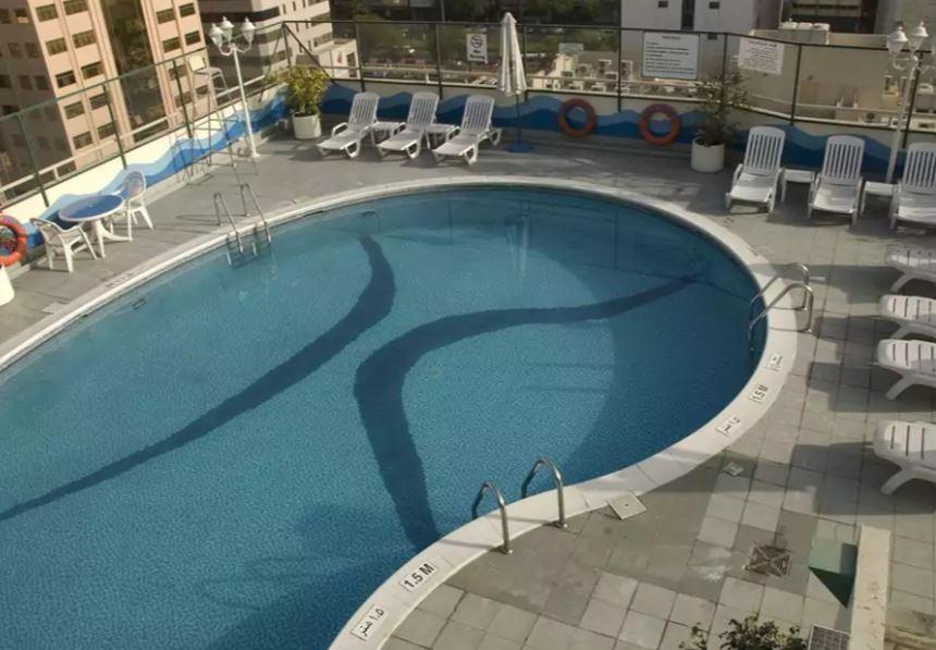 Avari Dubai Hotel Interior7