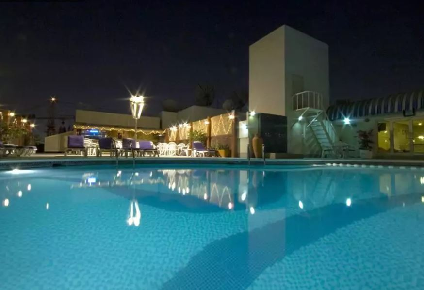 Avari Dubai Hotel Interior8