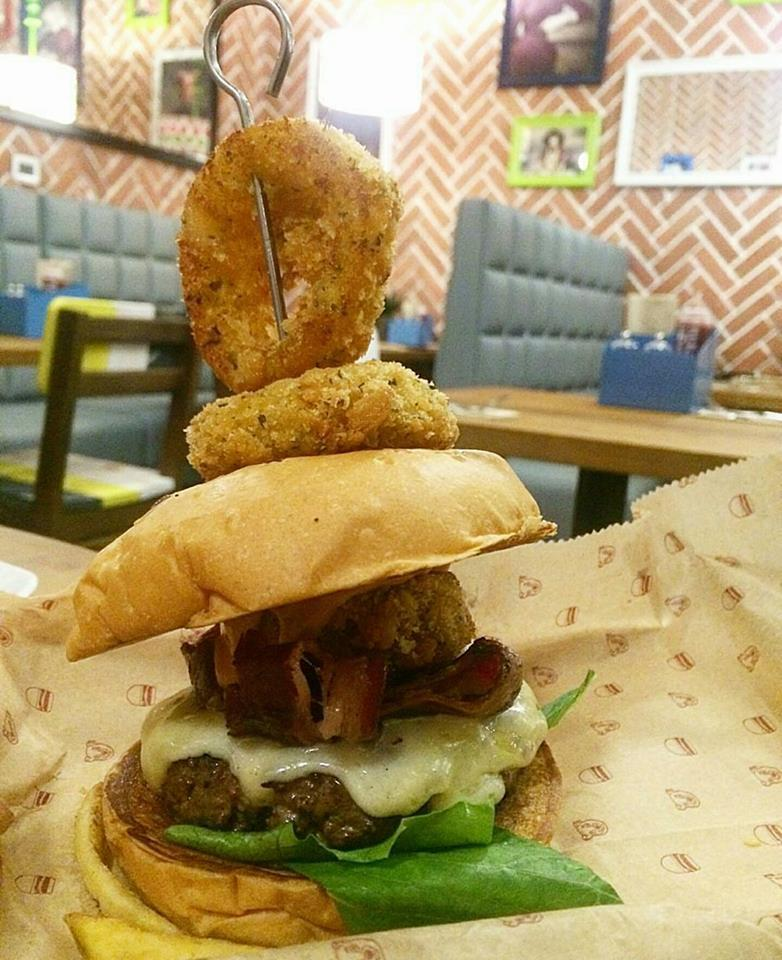 Bareburger Food12