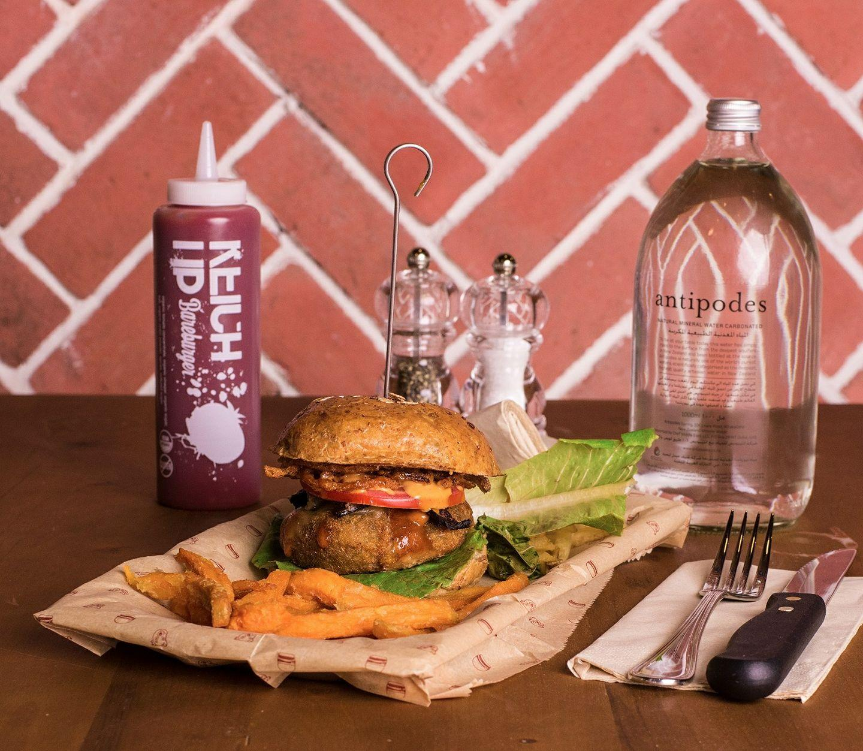 Bareburger Food13