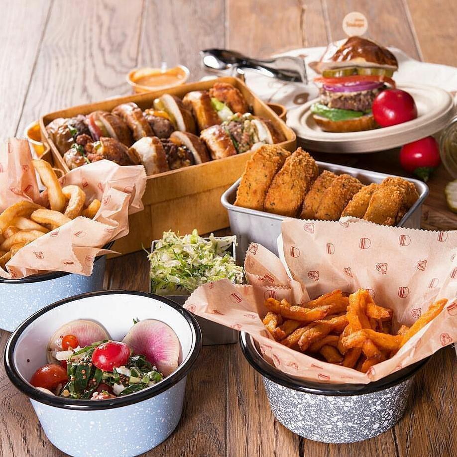 Bareburger Food2