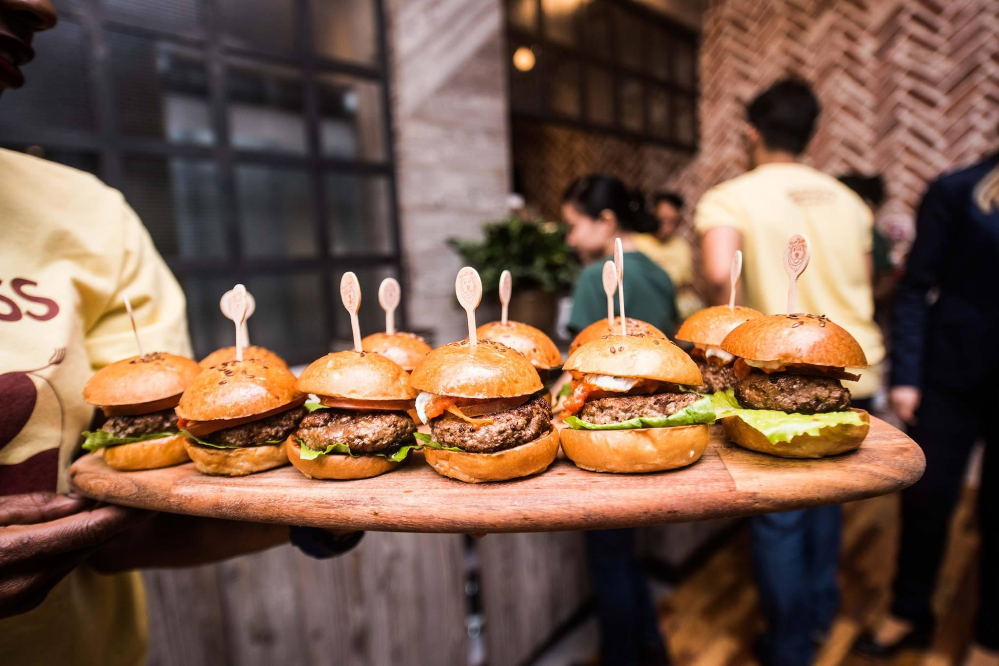 Bareburger Food4