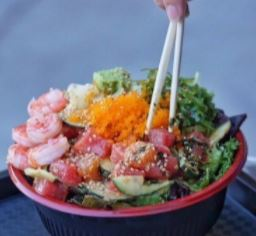 Cali Poke California Seafood House Food1