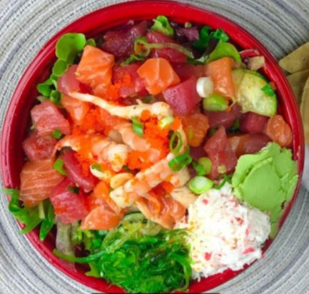 Cali Poke California Seafood House Food7