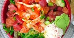 CALI-POKE California Seafood House