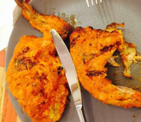 Chunky Chicken Food2