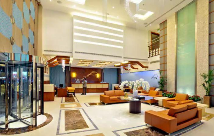 City Premiere Hotel Interior11