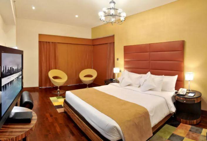 City Premiere Hotel Interior2