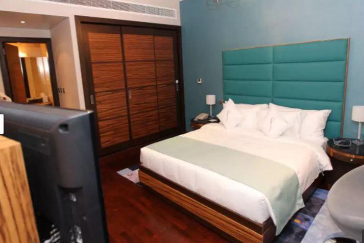 City Premiere Hotel Interior3