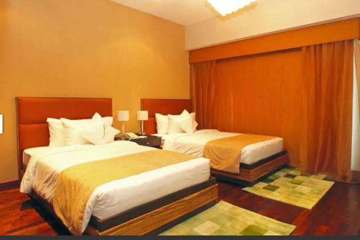 City Premiere Hotel Interior4