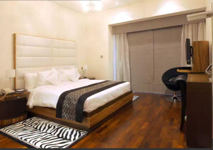 City Premiere Hotel Interior5