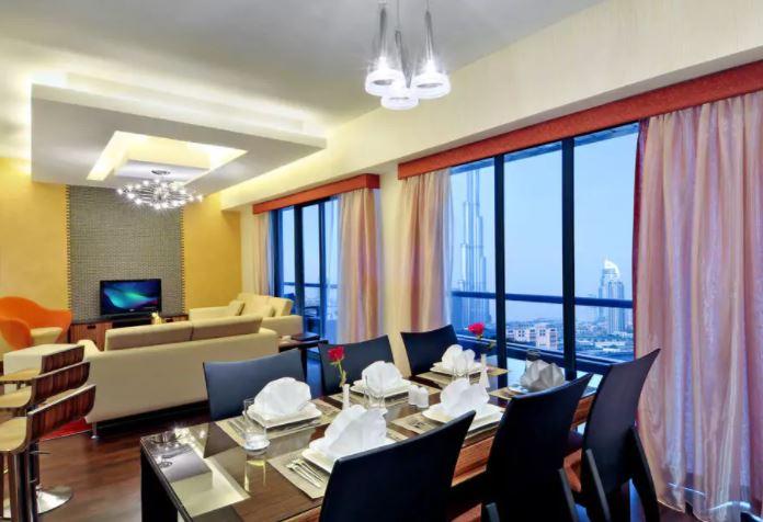 City Premiere Hotel Interior6