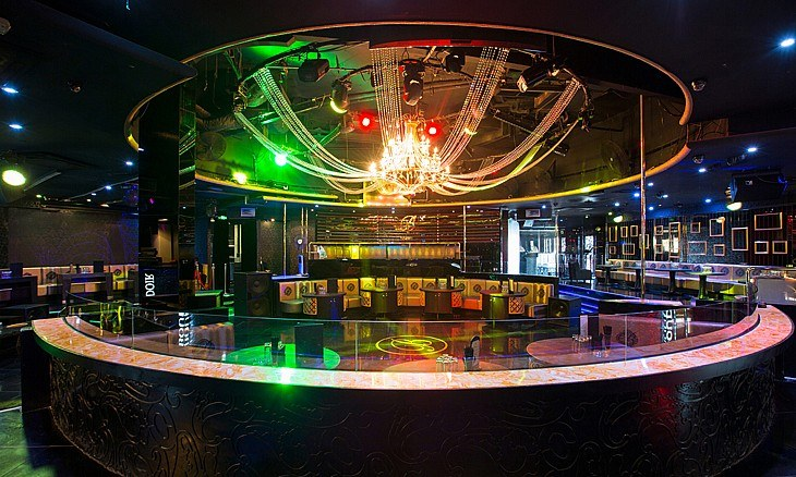 Club Boudoir Dubai Interior