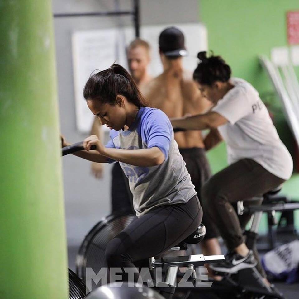 Crossfit Metalize 1
