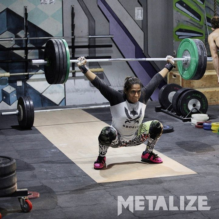 Crossfit Metalize 2