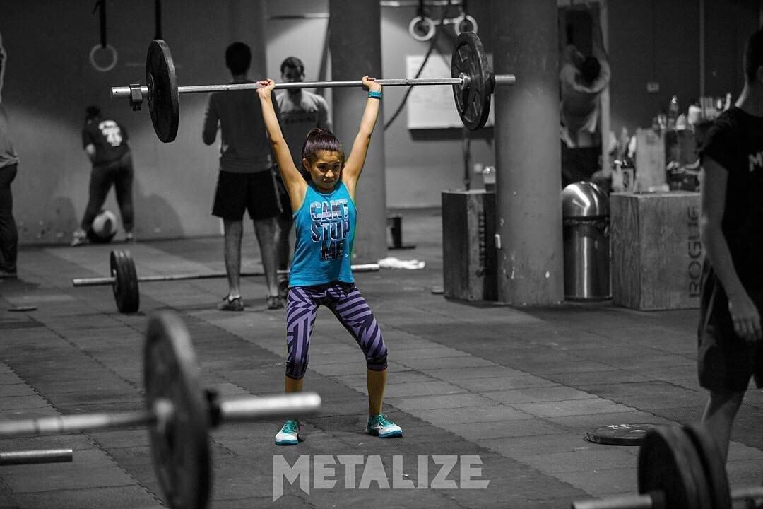 Crossfit Metalize 3