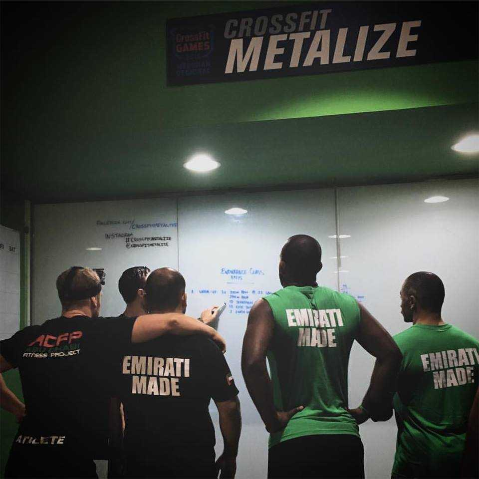 Crossfit Metalize 6