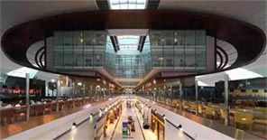 Dubai International Airport Terminal Hotel