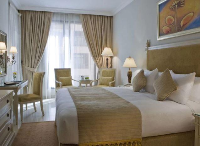 Dubai Mercure Barsha Interior1