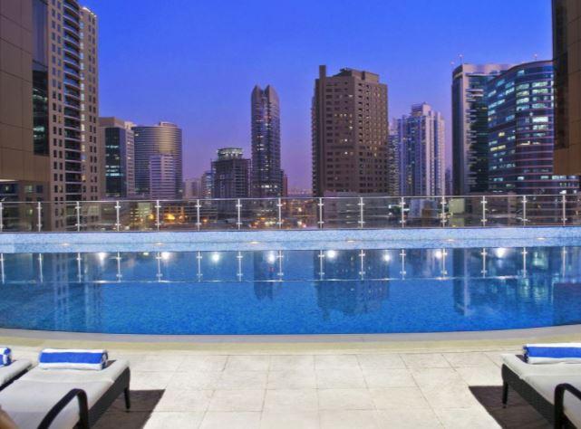 Dubai Mercure Barsha Interior3