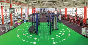 Fitness First - Business Bay