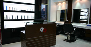 GQ Men's Hair Lounge