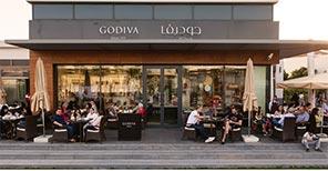 Godiva Chocolate Cafe