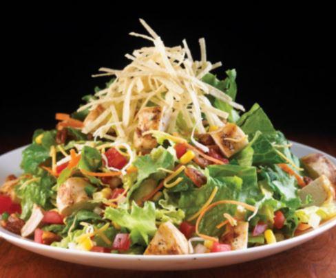 Hard Rock Cafe Food1