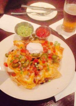 Hard Rock Cafe Food5