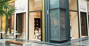 Harper's Bazaar Café