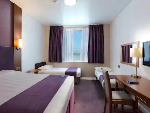 Premier Inn Dubai Silicon Oasis Interior2