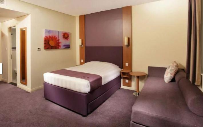 Premier Inn Dubai Silicon Oasis Interior3