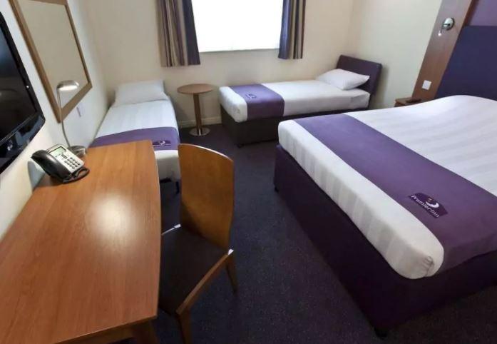 Premier Inn Dubai Silicon Oasis Interior4