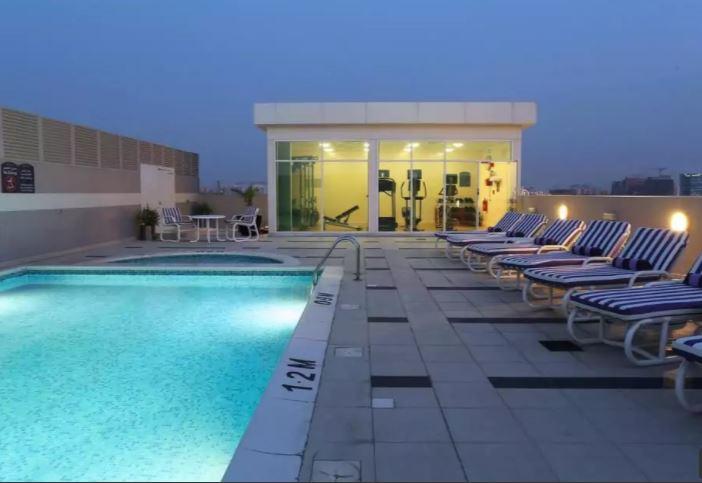 Premier Inn Dubai Silicon Oasis Interior7